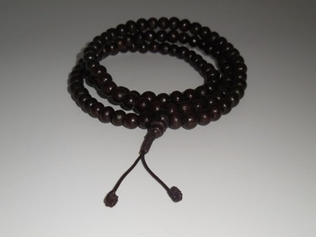 Mala 108 - rose wood 8 mm