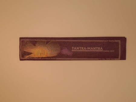 Tantra Mantra Incense
