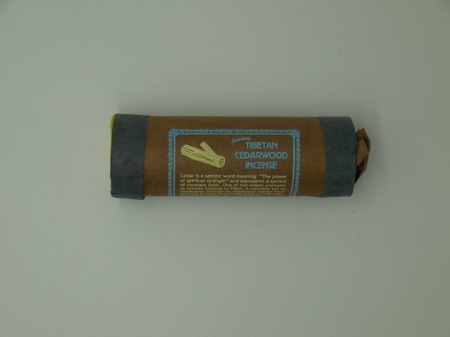 Tibetan Cedar Wood Incense