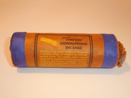 Tibetan Sandal Wood Incense